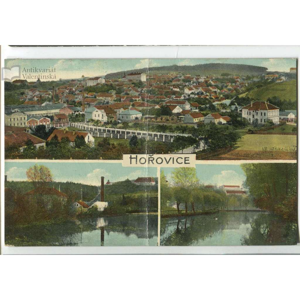 Hořovice, Beroun, (pošk.)