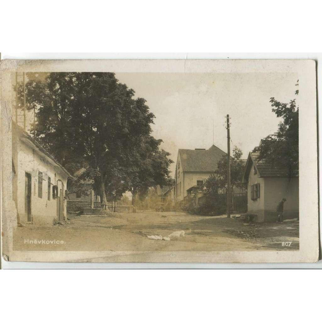 Hněvkovice, Havlíčkův Brod (pošk.)