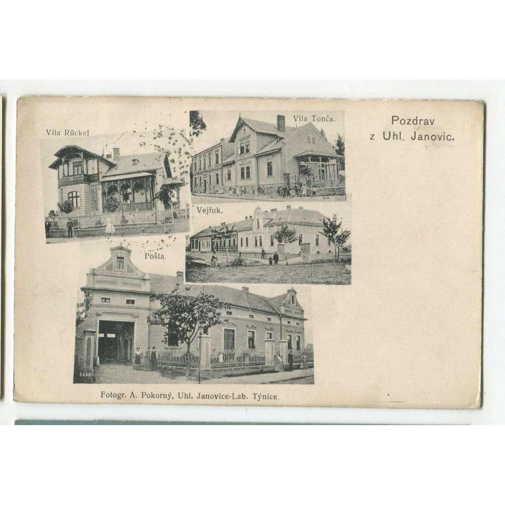 Uhlířské Janovice, Kutná Hora