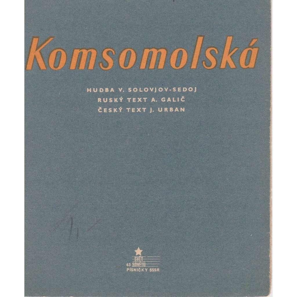 Komsomolská