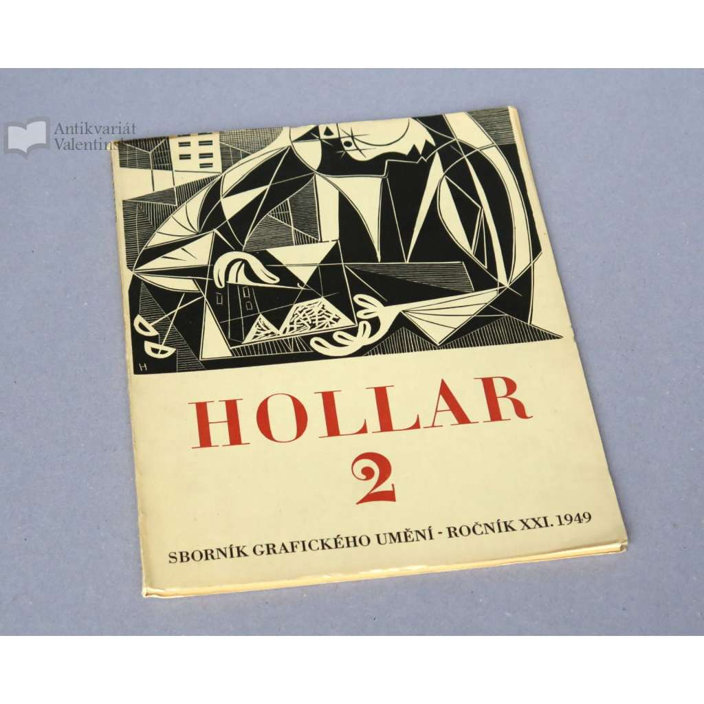 Hollar, časopis – číslo 2, ročník XXI (1949)