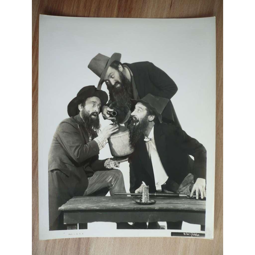 Fotoska - fotografie - filmoví herci - ORIG. CINEMA-PHOTO