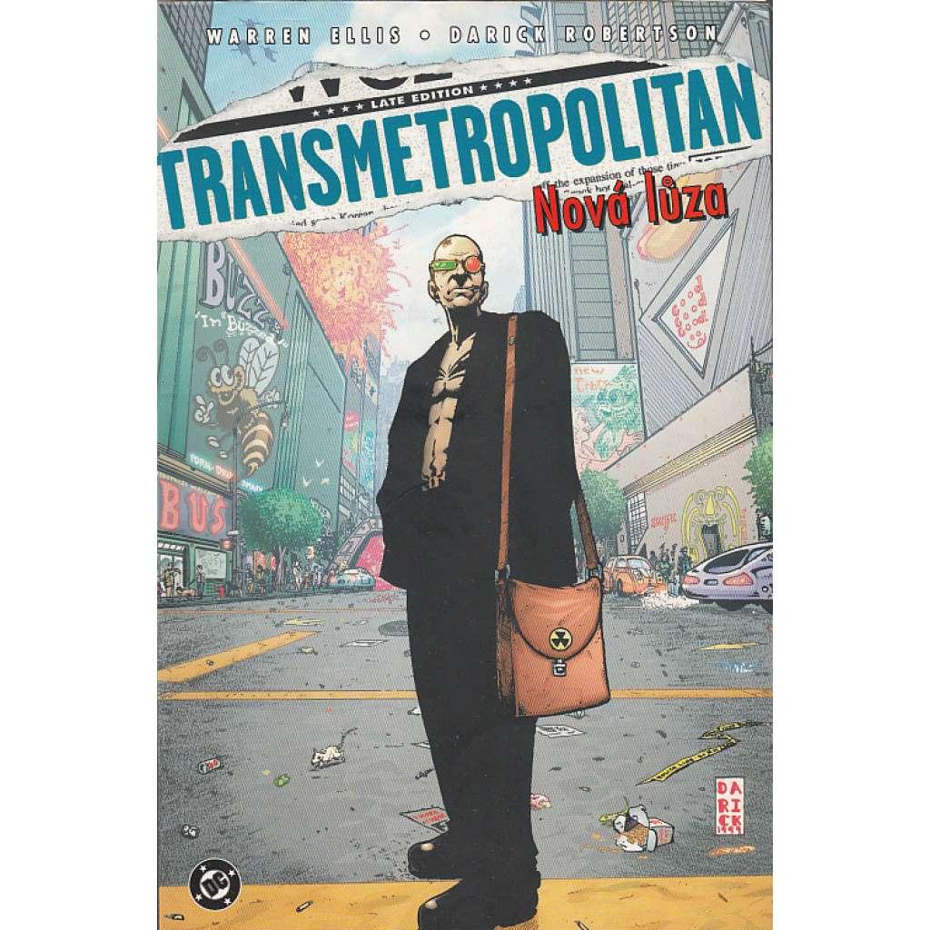 Nová lůza (Transmetropolitan 4, komiks)