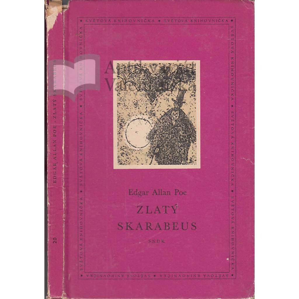 Zlatý skarabeus a jiné povídky