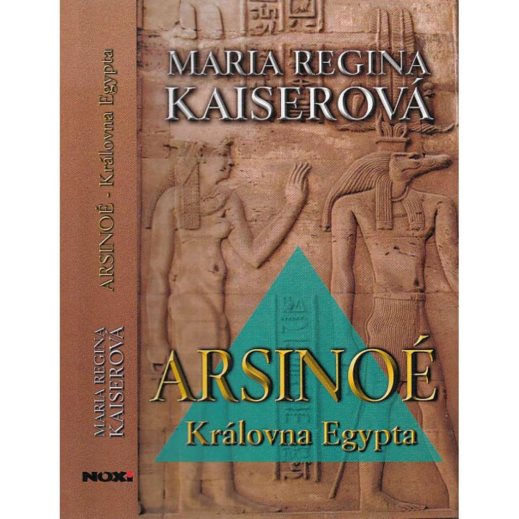 Arsinoé – Královna Egypta