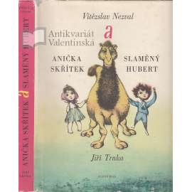 Anička Skřítek a Slaměný Hubert