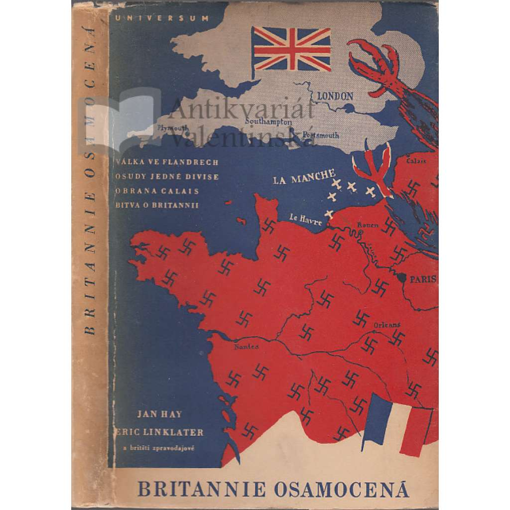 Britannie osamocená
