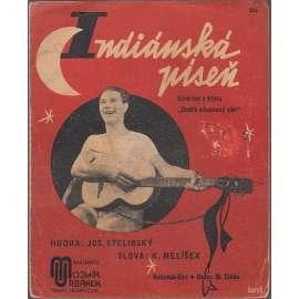 Indiánská píseň