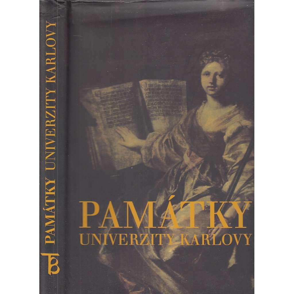 Památky Univerzity Karlovy