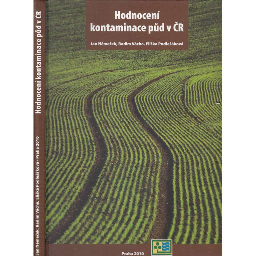 Hodnocení kontaminace půd v ČR