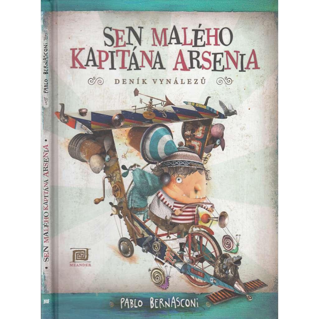 Sen malého kapitána Arsenia: Deník vynálezů