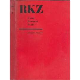 Rukopisy Královédvorský a Zelenohorský, 2 sv.