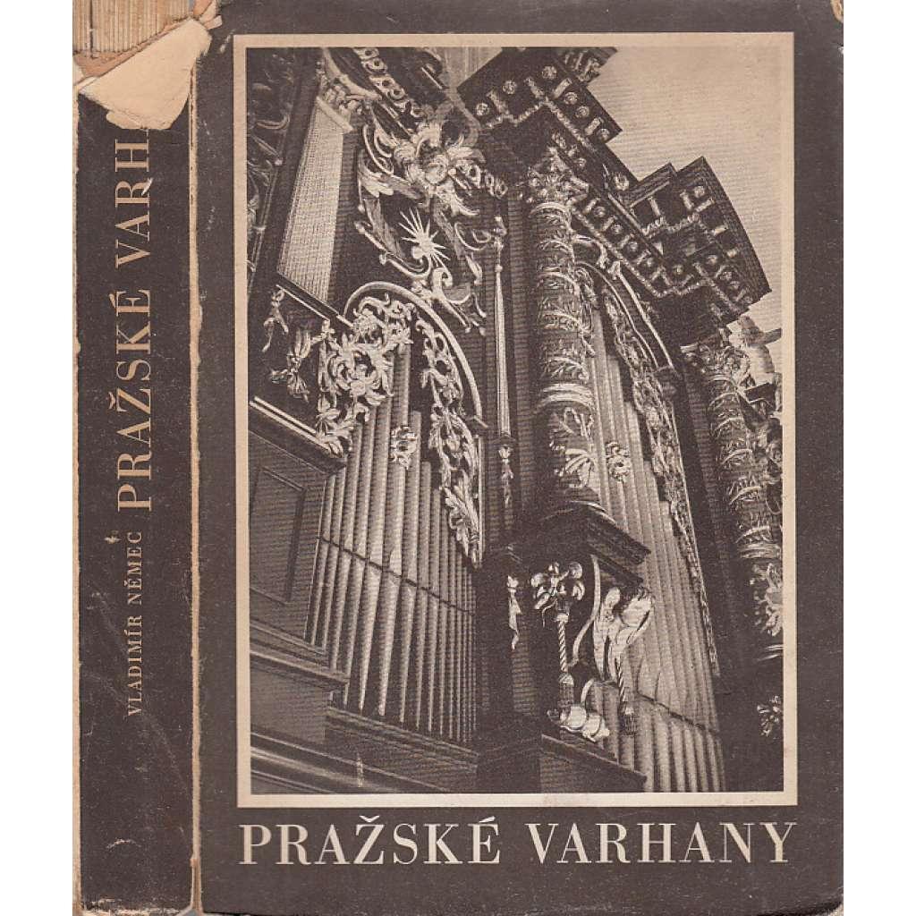 Pražské varhany