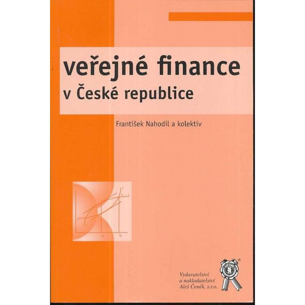 Veřejné finance a České republice