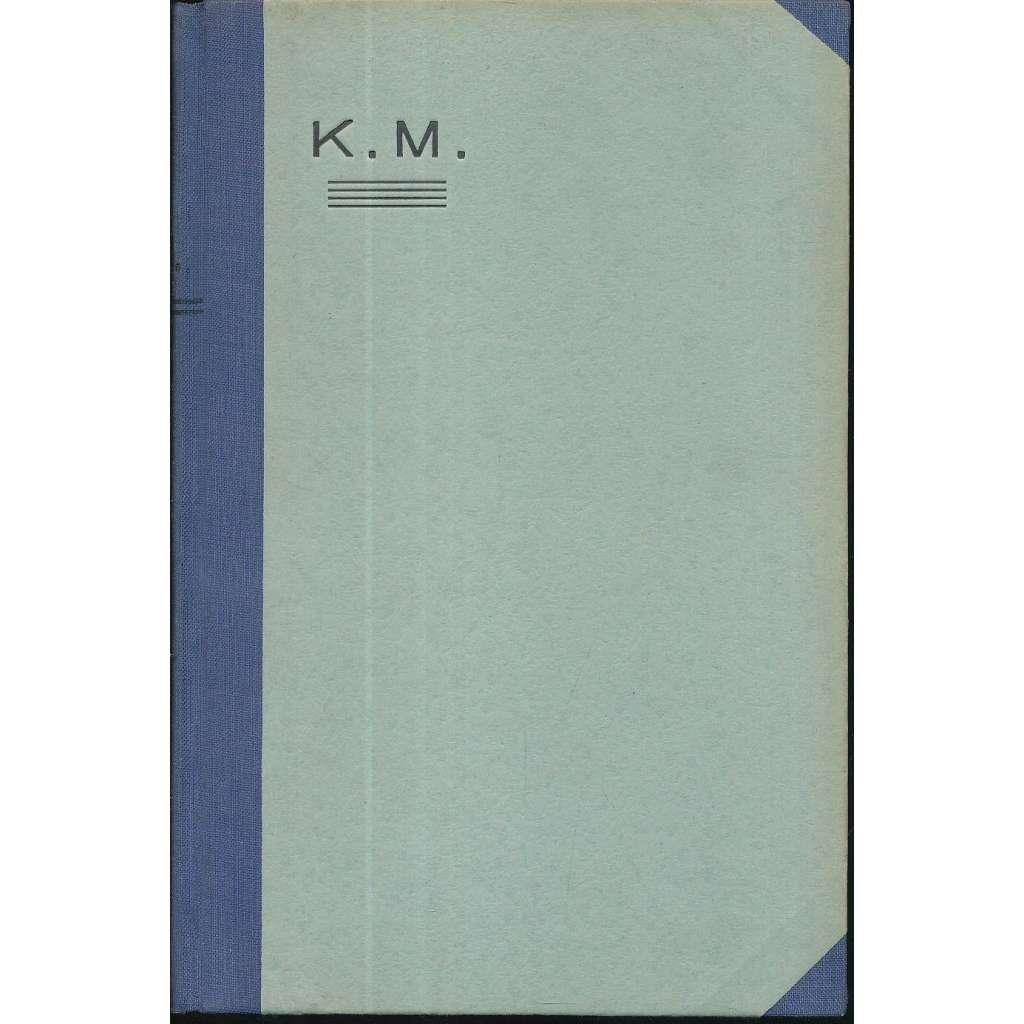 Kritický měsíčník (VI. ročník, 1945)