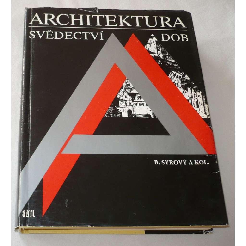 Architektura, svědectví dob (HOL)
