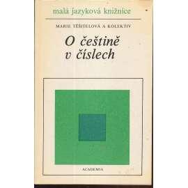 O češtině v číslech