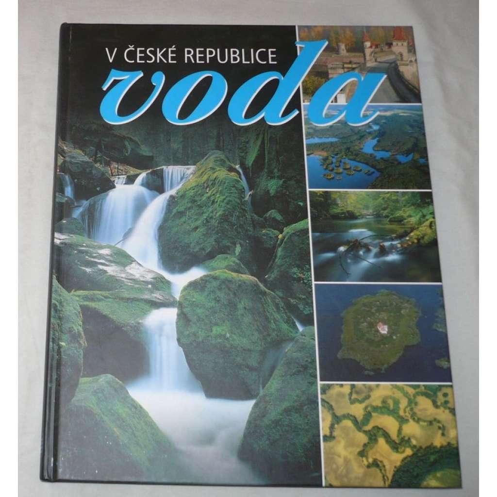 Voda v České Republice