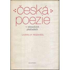 Česká poezie v německých překladech