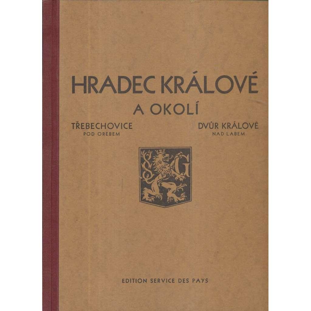 Hradec Králové a okolí