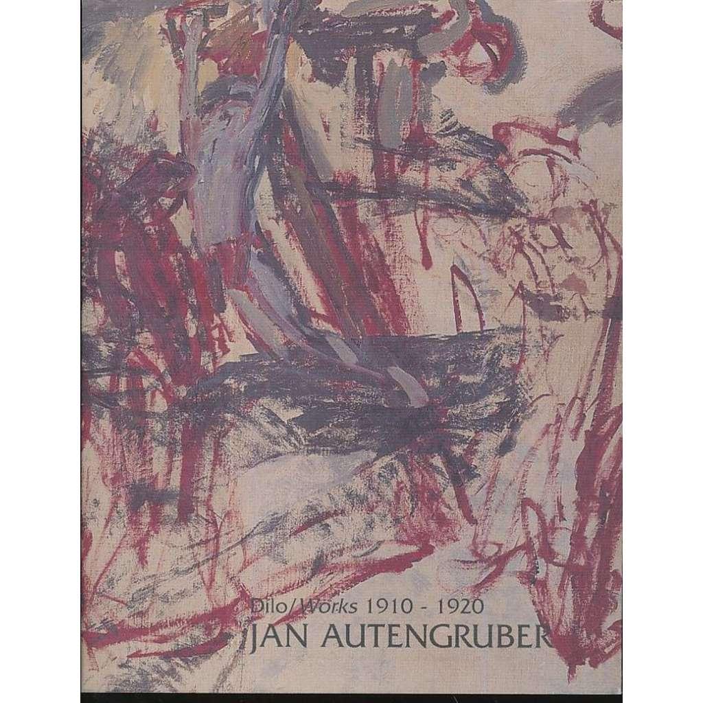 Jan Autengruber: Dílo/Works