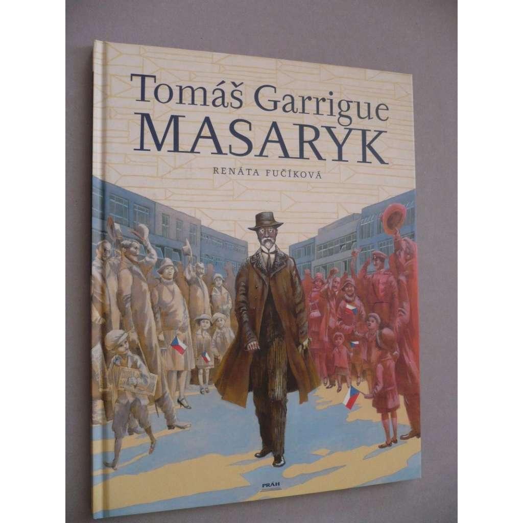 Tomáš Garrigue Masaryk (komiks)