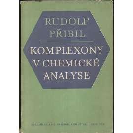 Komplexony v chemické analyse