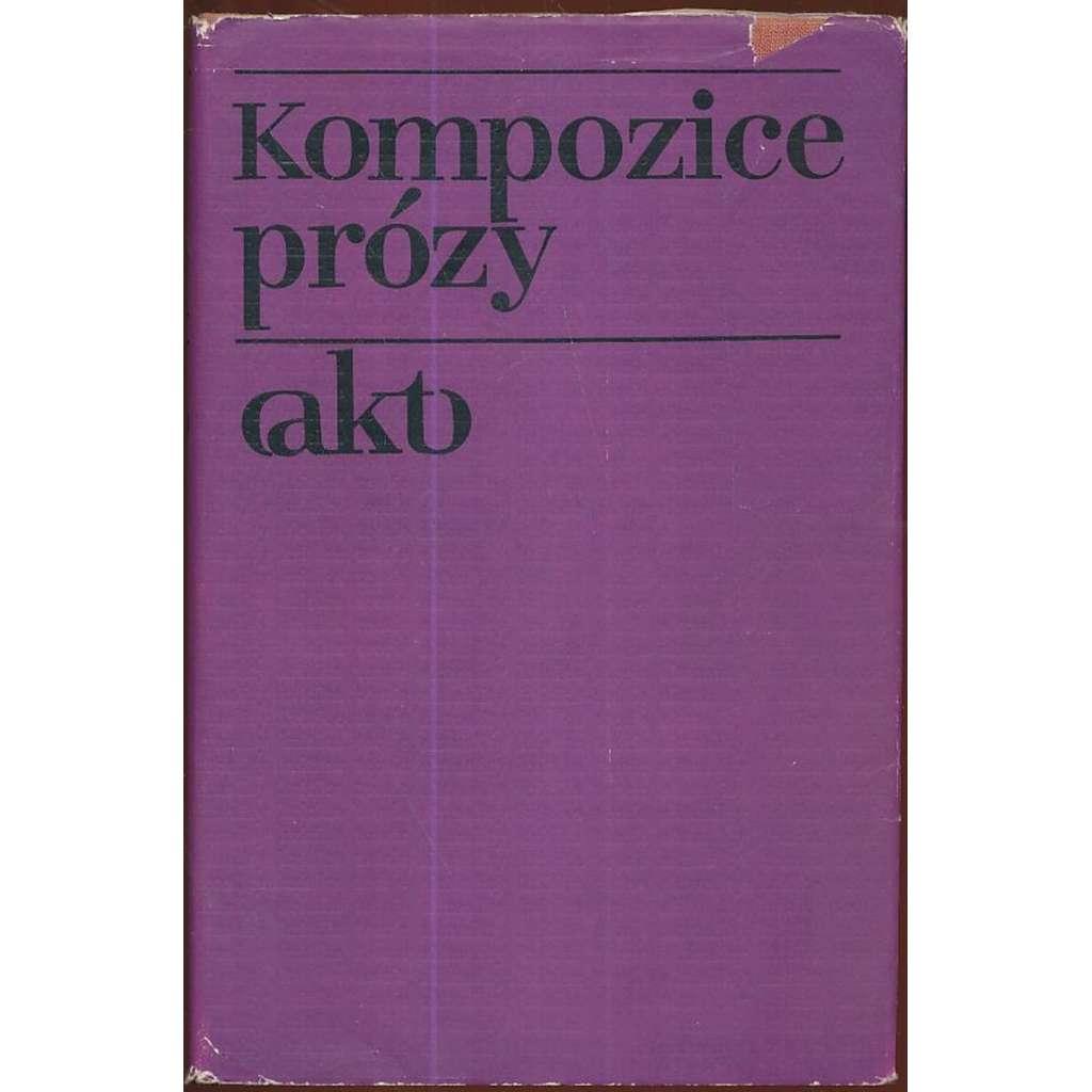 Kompozice prózy: Sborník sovětských prací...