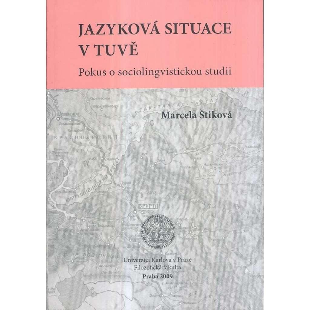 Jazyková situace v Tuvě