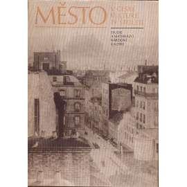 Město v české kultuře 19. století