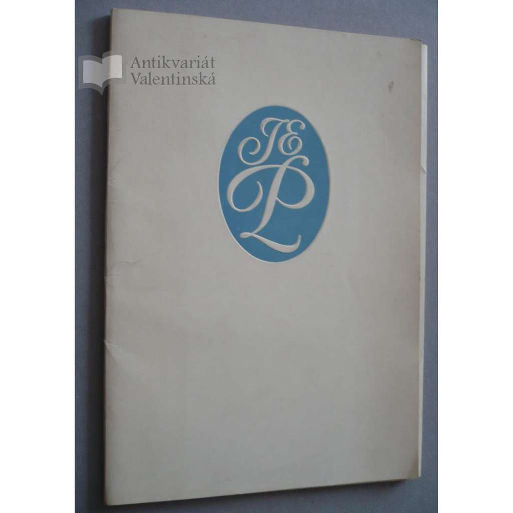Pamětní spis k 200.výročí narození J.E.Purkyně