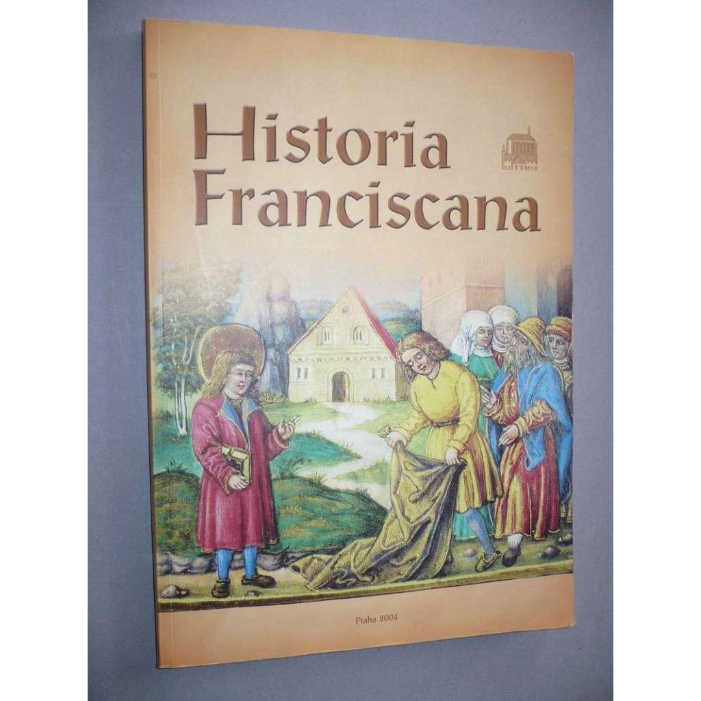 Historia Franciscana (katalog)