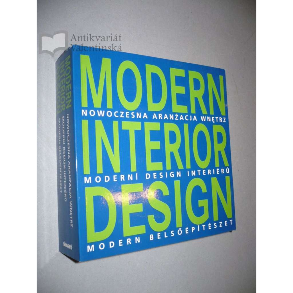 Moderní design interiérů