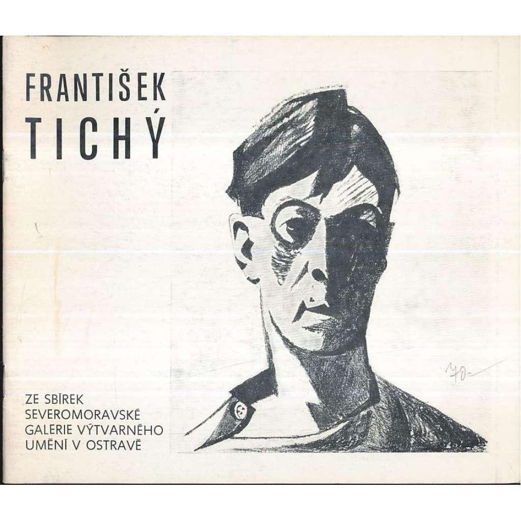 František Tichý - obrazy, kresby, grafika