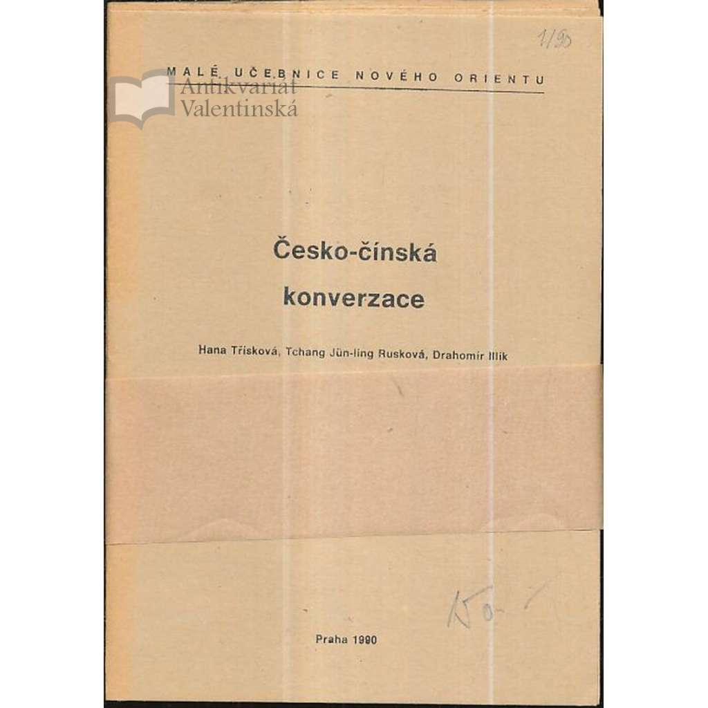 Česko-čínská konverzace