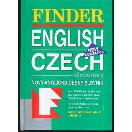 English-Czech Dictionary (Nový Anglicko-český slovník)