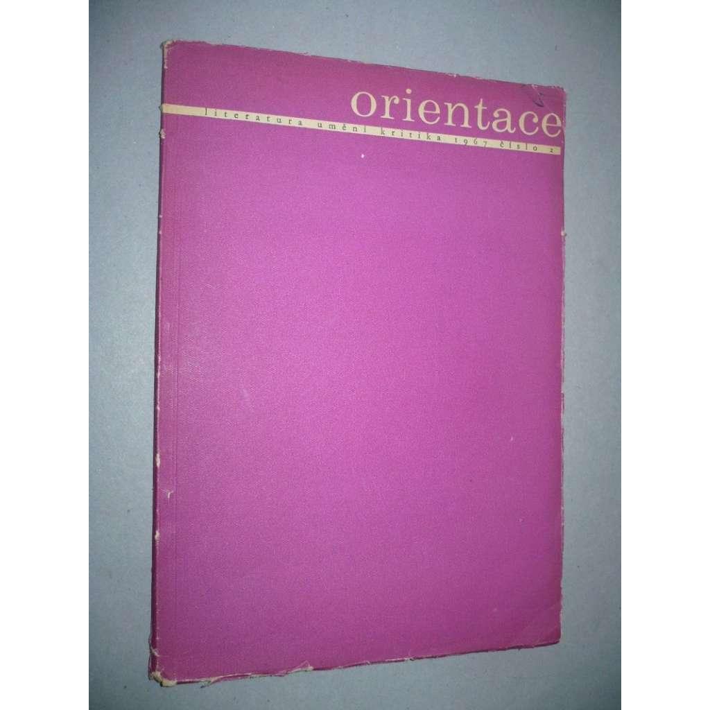 Orientace, 2/1967 (r. II.)