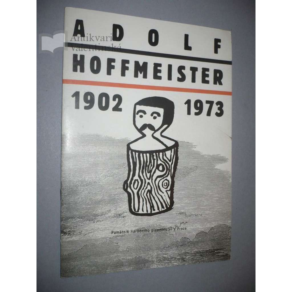 Adolf Hoffmeister (1902-1973) výběr z díla