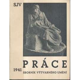 Práce 1941, Sborník výtvarného umění
