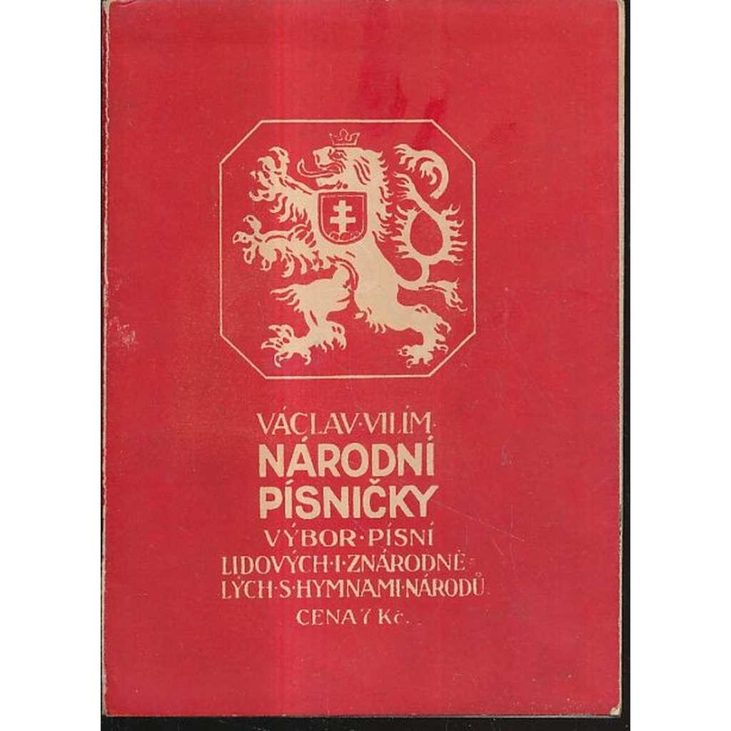 Národní písničky, I.