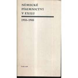 Německé písemnictví v exilu (1933-1945)