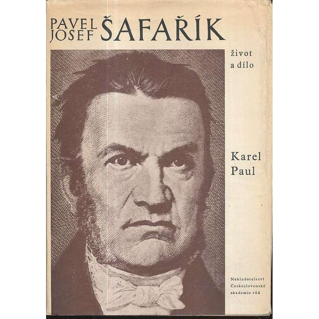 Pavel Josef Šafařík - život a dílo