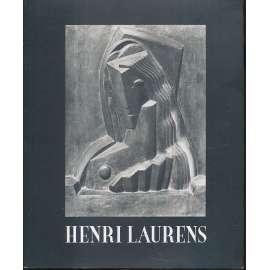 Henri Laurens. Kubistické období