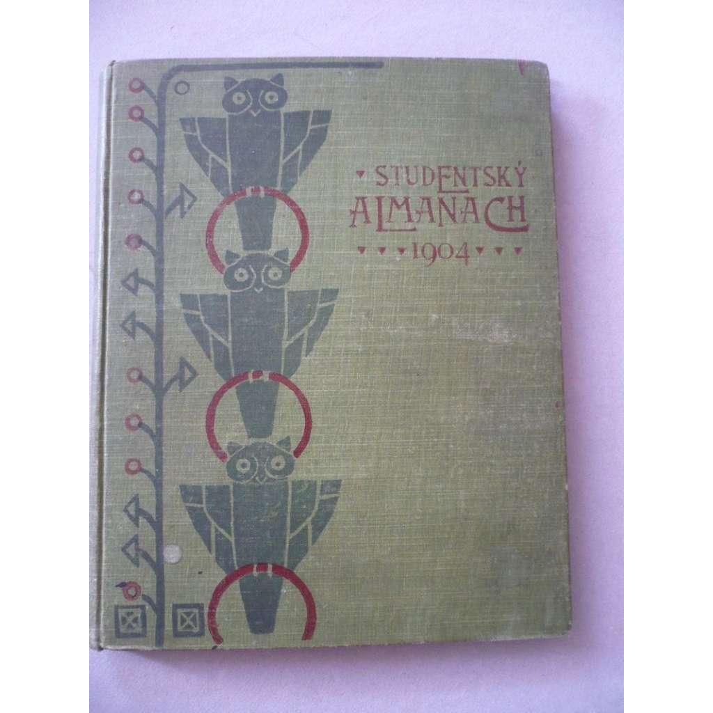 Studentský almanach 1904
