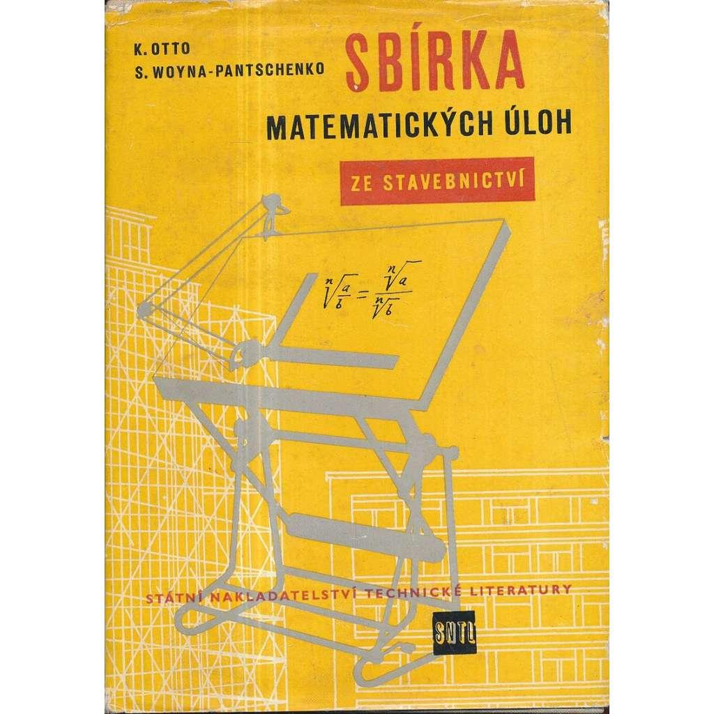 Sbírka matematických úloh ze stavebnictví
