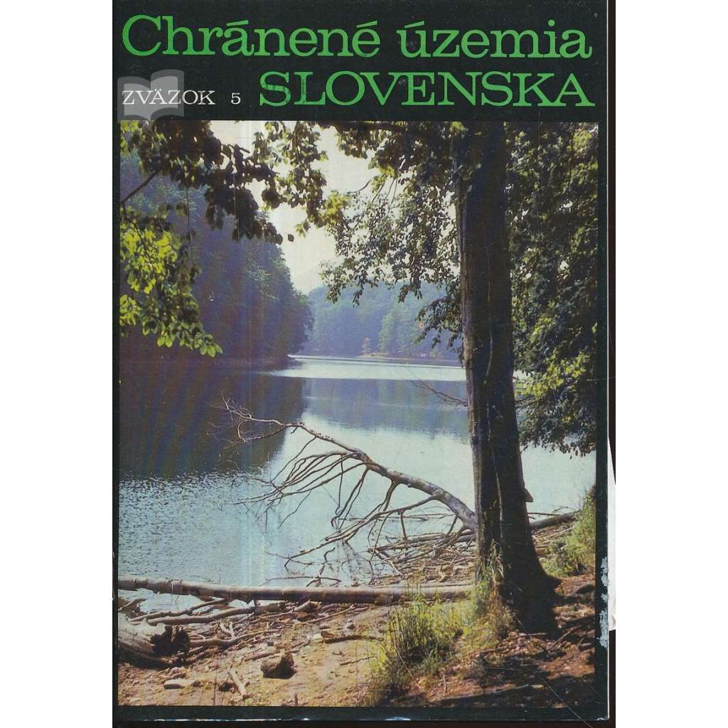Chránené územia Slovenska, zv.5