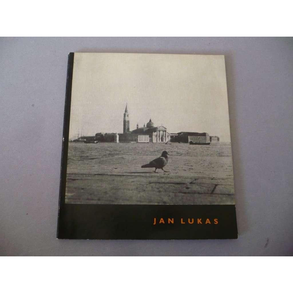 Jan Lukas. Umělecká fotografie, svazek 12