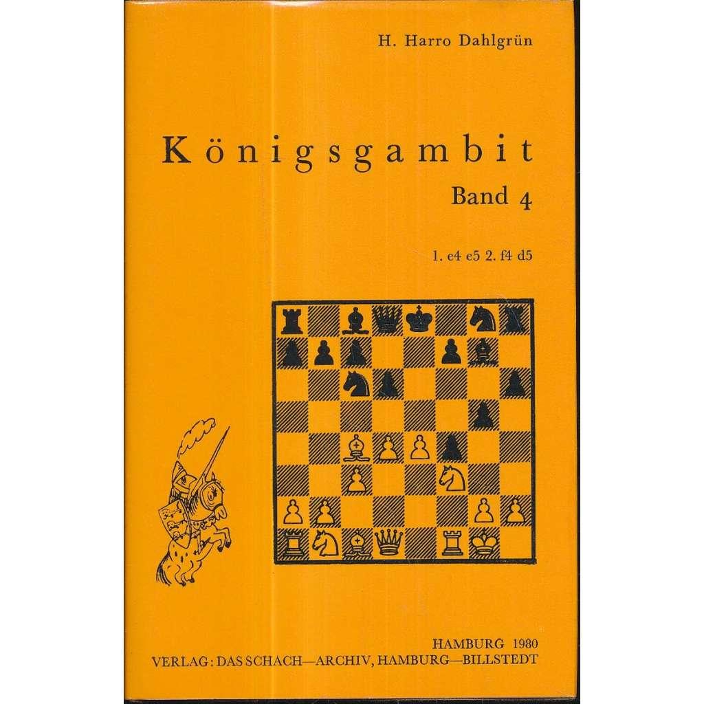 Königsgambit, Band 4 (šachy)