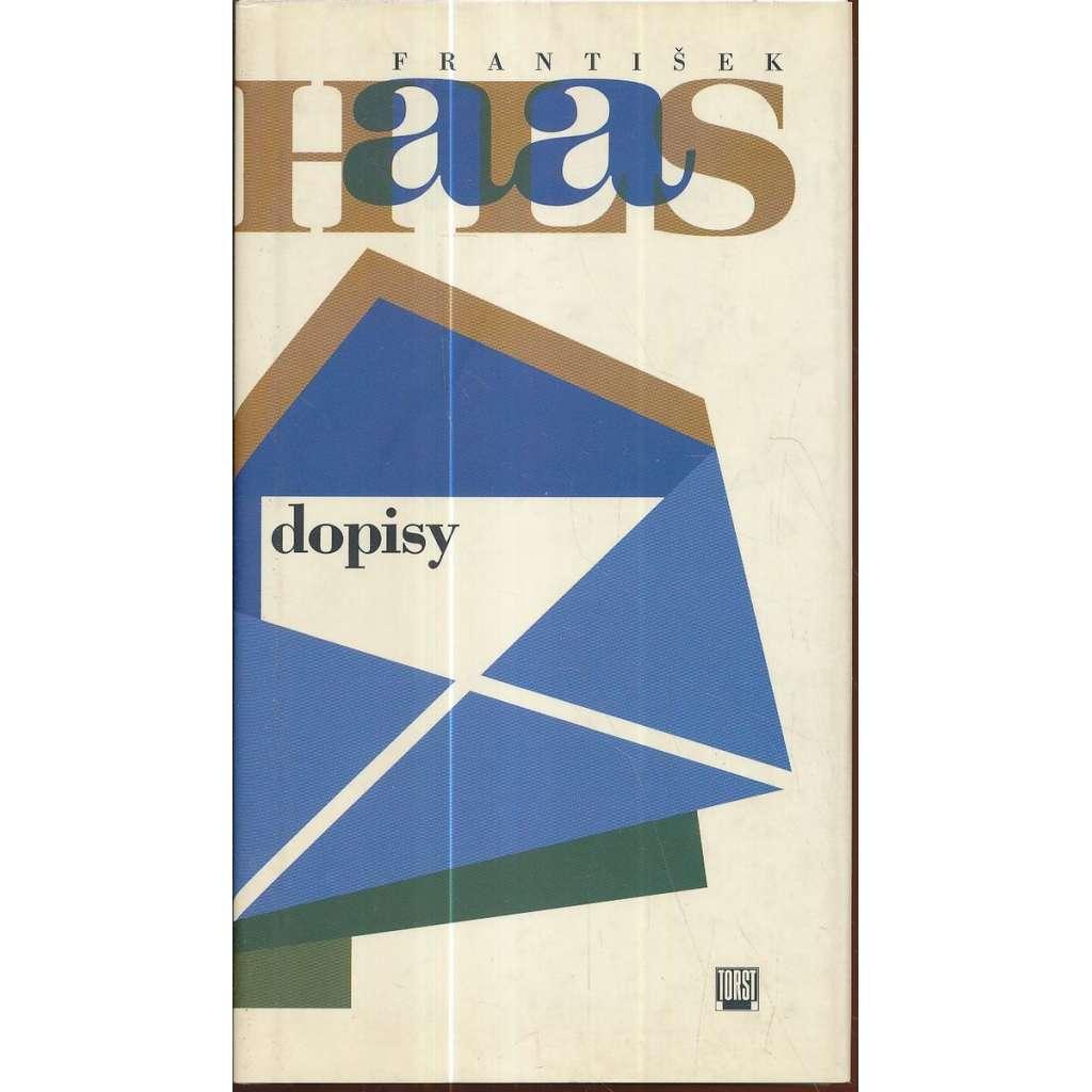 František Halas - Dopisy