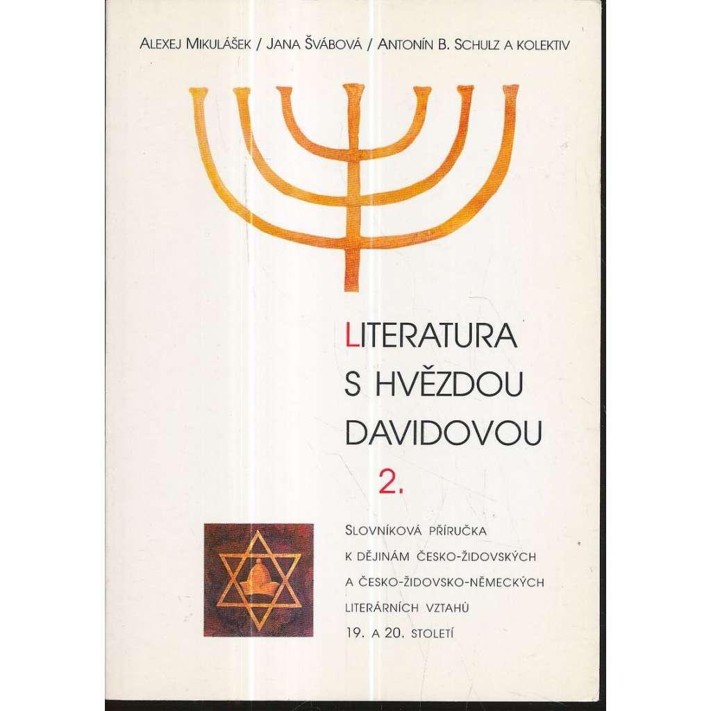 Literatura s hvězdou Davidovou 2.